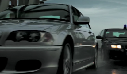 kit kat 'car chase'